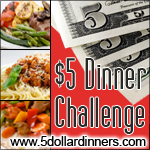 5dollardinners10 Oven Fried Chicken Nuggets  $5 Dinner Challenge
