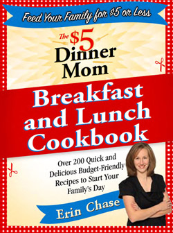 blcovermedium My Breakfast & Lunch Cookbook   Only $6 on Amazon!!!