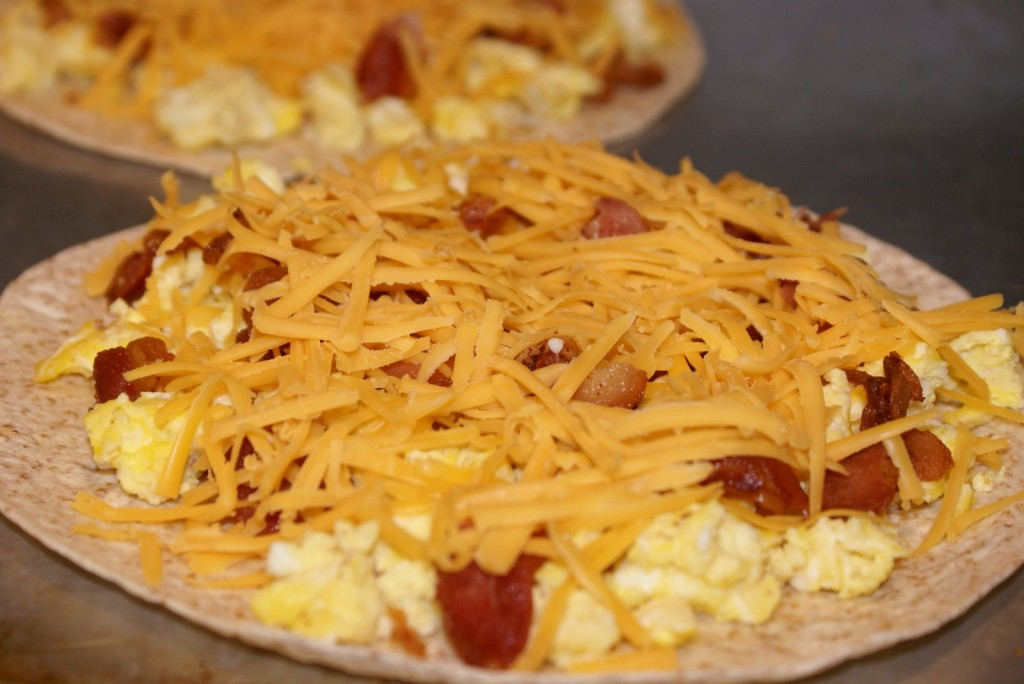 Bacon Quesadillas | 5DollarDinners.com