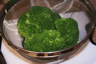 Blanching Vegetables 2