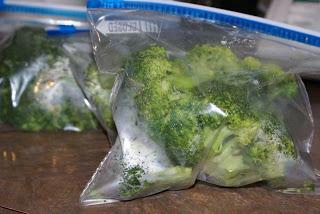 Blanching Vegetables 3