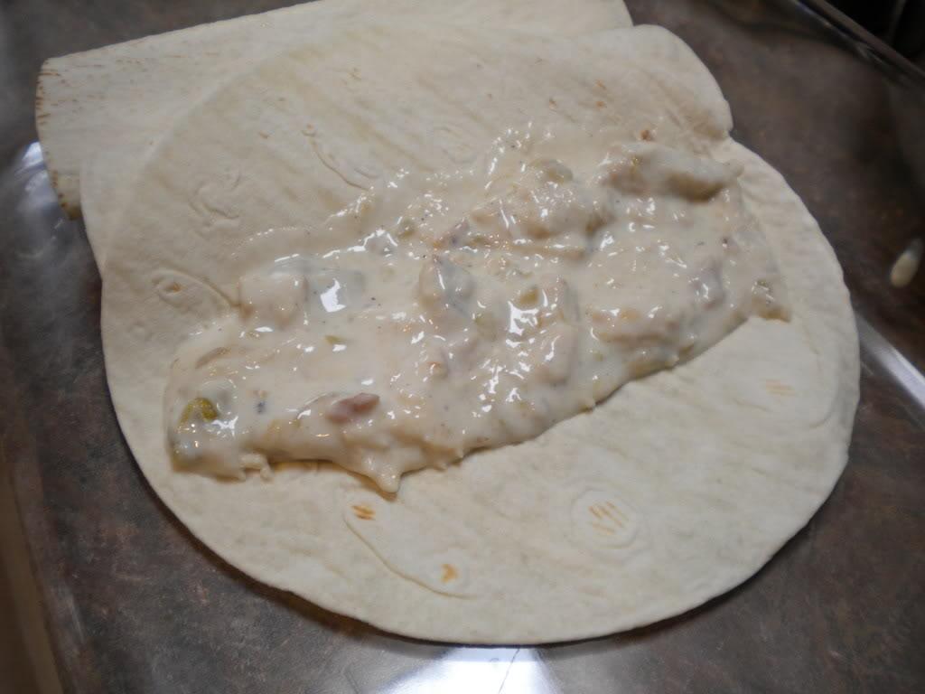 Sour Cream Chicken Enchiladas | 5DollarDinners.com