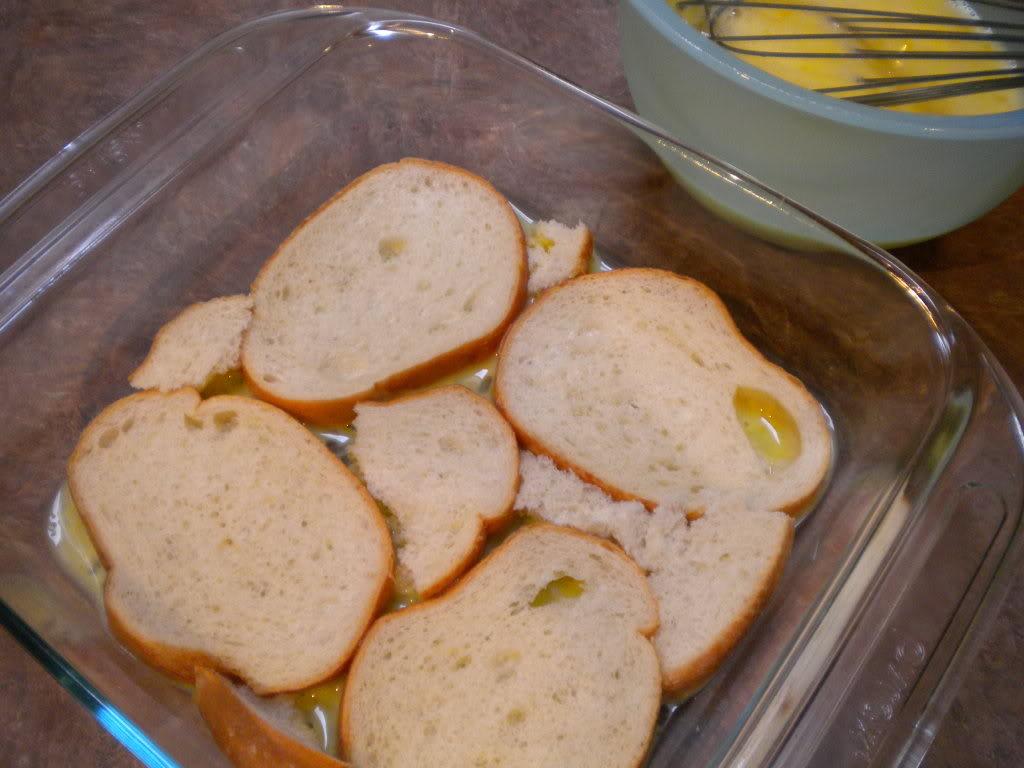 Cream Cheese Stuffed French Toast