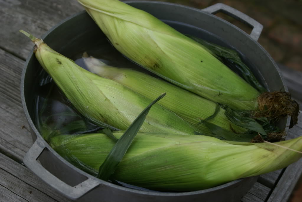 How To Grill Corn 3