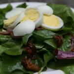 Spinach Salad | 5DollarDinners.com