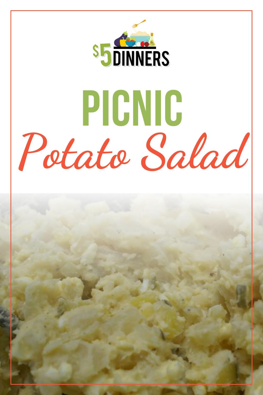 July 4th Potato Salad