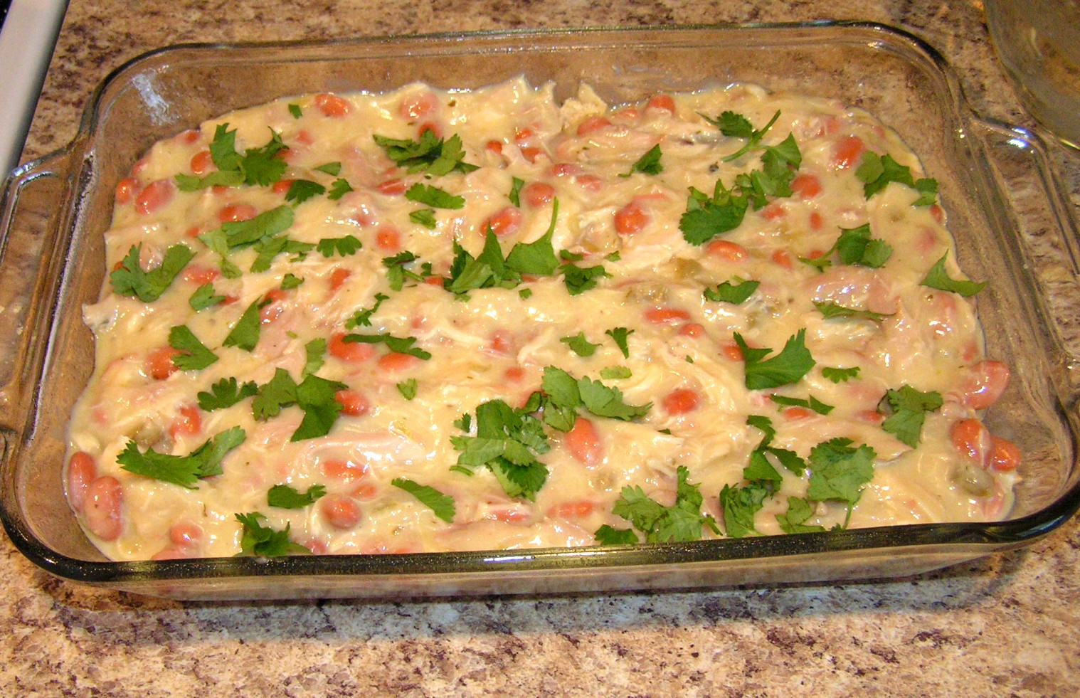 Chicken Tortilla Chip Casserole – Guest Post