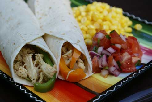 chicken-soft-tacos