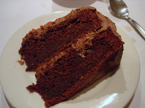 chocolate-cake-slice