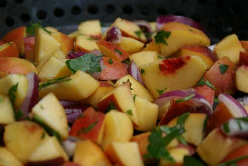 grilled-peach-salsa