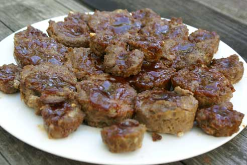 mini-meatloaves