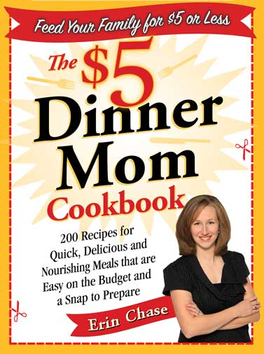 Cookbookcover The $5 Dinner Mom Cookbook