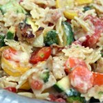 Chicken Pasta Primavera – $5 Dinner Challenge