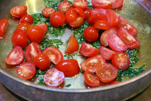 herb-and-tomato-sauce
