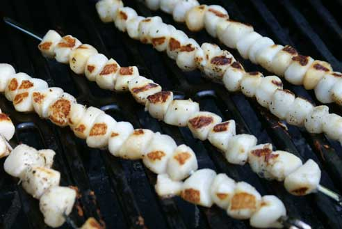 scallops-on-the-grill