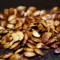 roasted squash seeds 200x200 How To & Cooking Tutorials