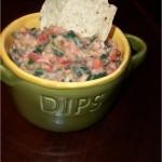 White Bean Spinach Dip – Super Bowl Snack