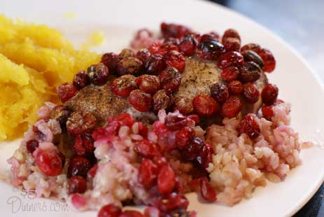 cranberry chicken 6 Cranberry Chicken and Rice