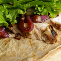 balsamic-onion-wraps