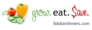 groweatsave Grow. Eat. Save.   Summer 2011 Schedule