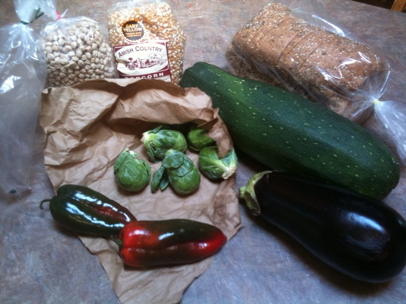how to process and prepare zucchini for freezer on $5 dinners
