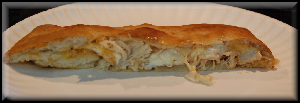 Chicken Pizza-dillas
