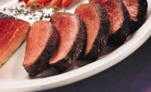 char crust tenderloin 300x183 CLOSED! Char Crust   Seals in the Juices!   Giveaway