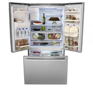 refrigerator door 300x283 Refrigerator Staples List