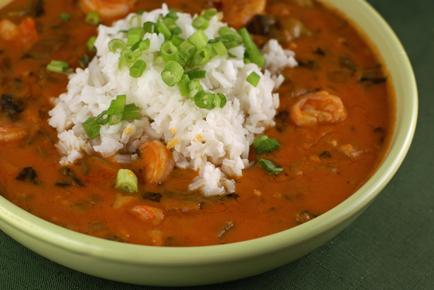 Seafood Gumbo Recipe   Taste of Home Recipes