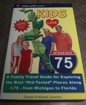 kids love i 75 CLOSED! Kids Love Ohio   Travel Book Giveaway