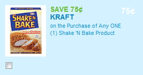kraft shake n bake Printable Coupons: Kraft, Welchs, Brawny, Huggies and More