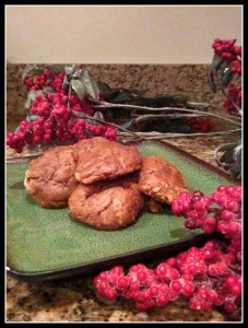 pumpkin cookies 227x300 Big Meals, Little Budget: Angies Spice Cookies and Fudge Recipes