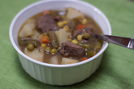 cider stew Beef Stew with Cider and Cinnamon