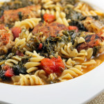 Italian Wedding Soup (and a wedding! To an Italian one, no less!)