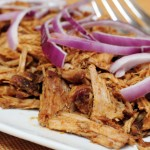 Pulled Pork with Red Onion – $5 Dinner Challenge