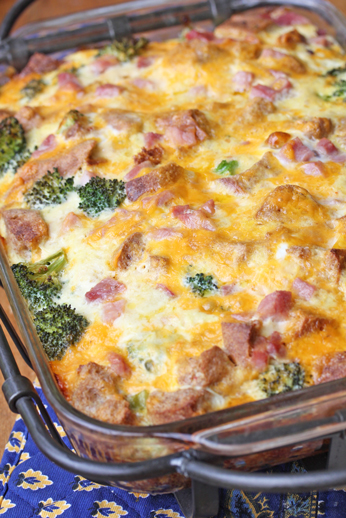 one-dish-breakfast-casserol