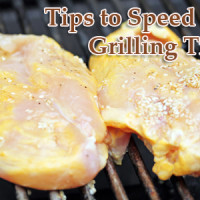 tips to speed up grilling time 200x200 How To & Cooking Tutorials