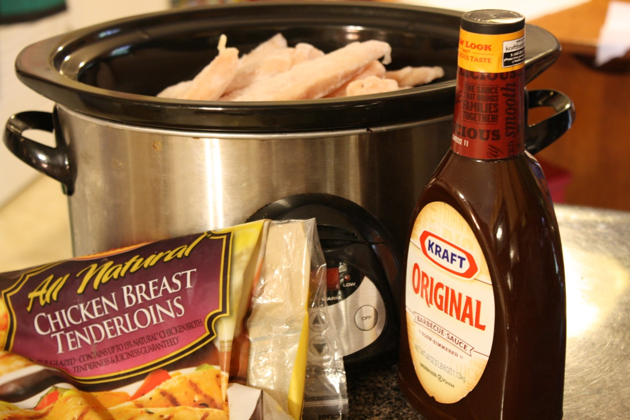 Tricia's Slow Cooker Barbecue Chicken