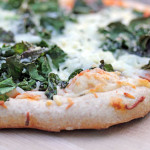 "Grilled ""Greens"" Pizza – Friday Night Bite"