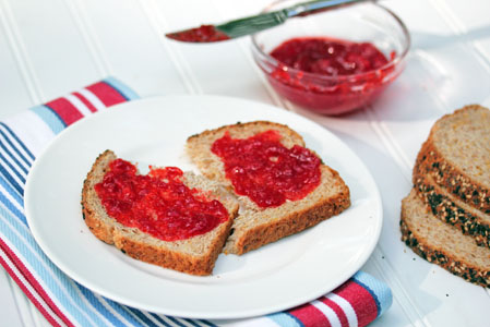 how to make freezer jam 6 No Sugar Strawberry Freezer Jam