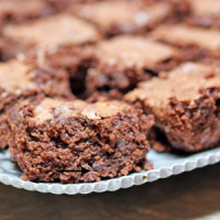 mocha-brownies