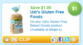 udis gluten free coupons Udis Gluten Free Foods Coupon   Food Allergies on a Budget