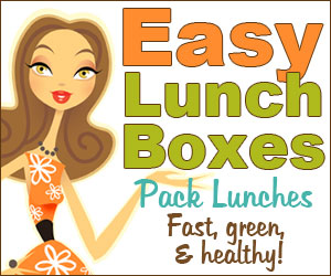 300 x 250 {CLOSED} Easy Lunchboxes | Back to School Giveaway