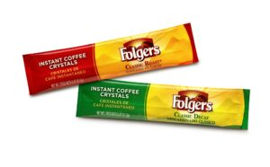Classic and Decaf Sticks individual 300x186 CLOSED! Folgers Coffee & Coffee Maker Giveaway