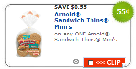 arnolds bread coupon Loaf Bread, Bread Thins & Thin Bagels   Printable Coupons Roundup