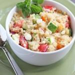 Mediterranean Quinoa – $5 Dinner Challenge