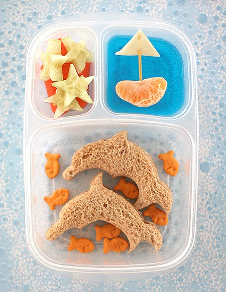 ocean lunch Ocean Themed Lunchbox