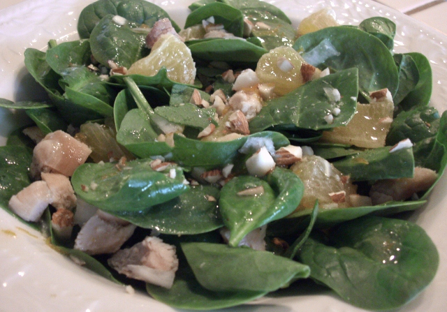 Orange-Spinach-Salad-with-Orange-Mustard-Dressing