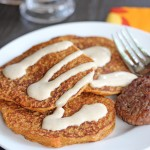 Whole Wheat Carrot Cake Pancakes – $5 Dinner Challenge
