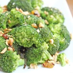 Roasted Broccoli with Golden Raisins and Peanuts – Grow. Eat. $ave.